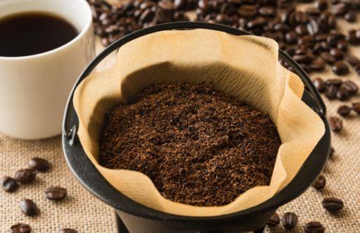 コーヒーかすの発酵肥料のつくり方 4工程でできる再利用術 コーヒーかす コーヒー 消臭