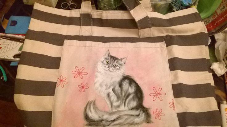 další taška