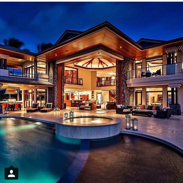 151 best your dream home images on pinterest dream for Big amazing houses