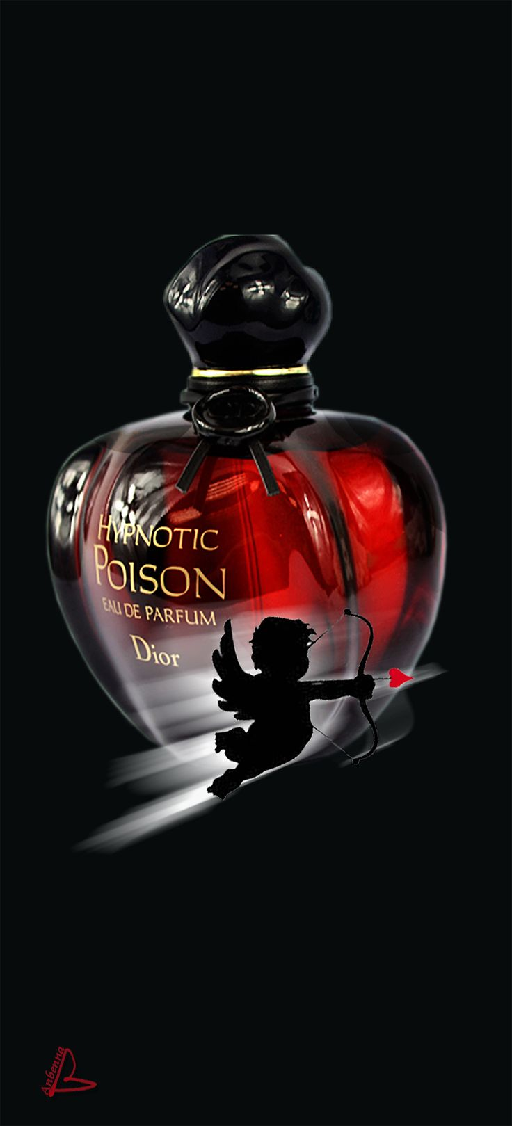 Hypnotic Poison by Dior, smells how warmth feels <3 Hints of almond, coconut and vanilla combine for a sensual harmony X :-)
