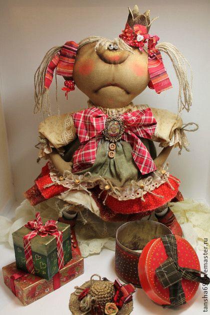 Коллекционные куклы ручной работы. Ярмарка Мастеров - ручная работа А хде сабачка?.... Handmade.