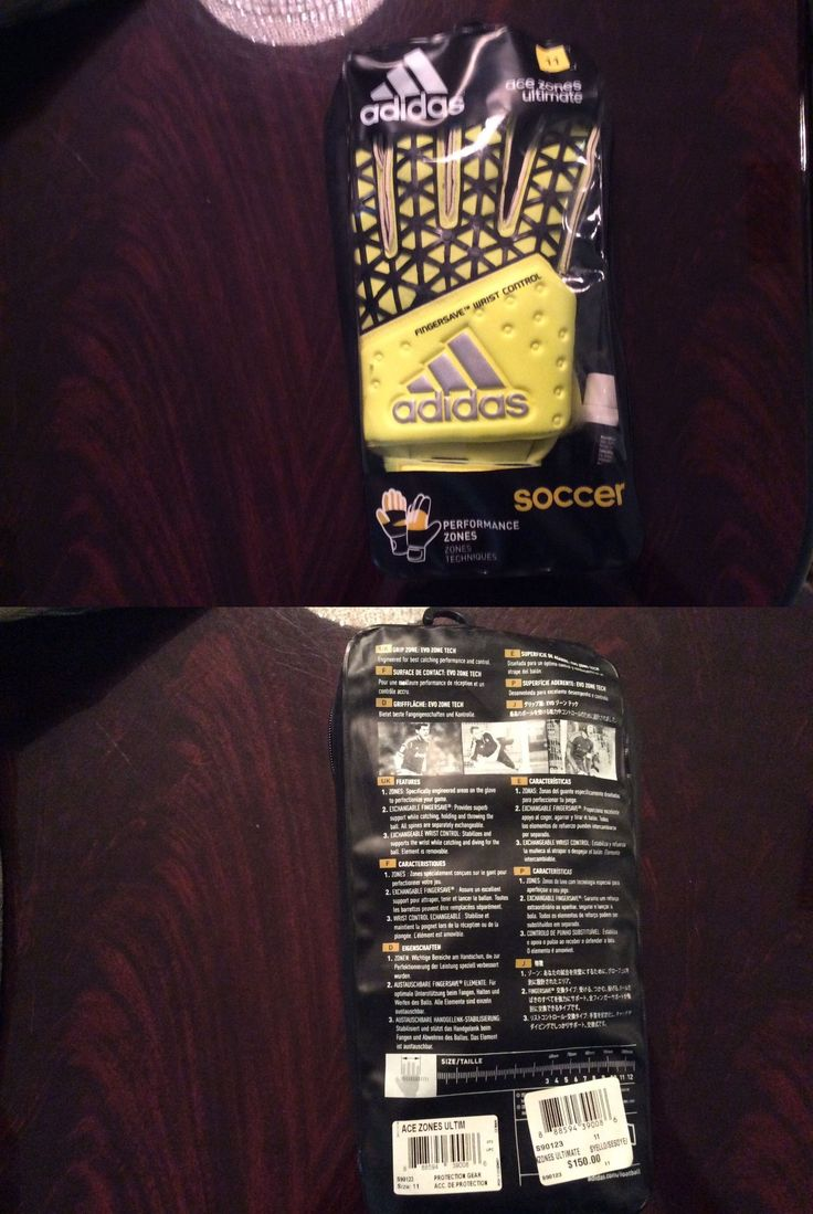 Gloves 57277: Free Shipp Adidas Ace Zones Ultimate S90123 Soccer Football Goalie Gloves Keeper -> BUY IT NOW ONLY: $49.99 on eBay!