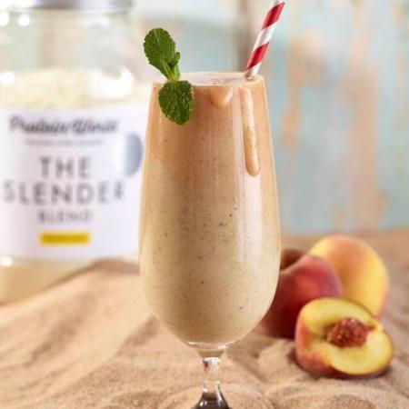 Slender Peachy Peachy Shake