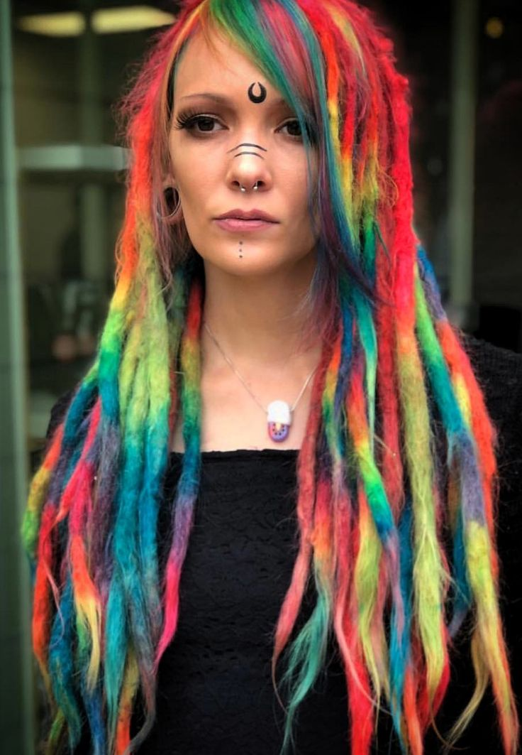 60+ Unique Hair Colors To Inspire (With images) | Hair ...