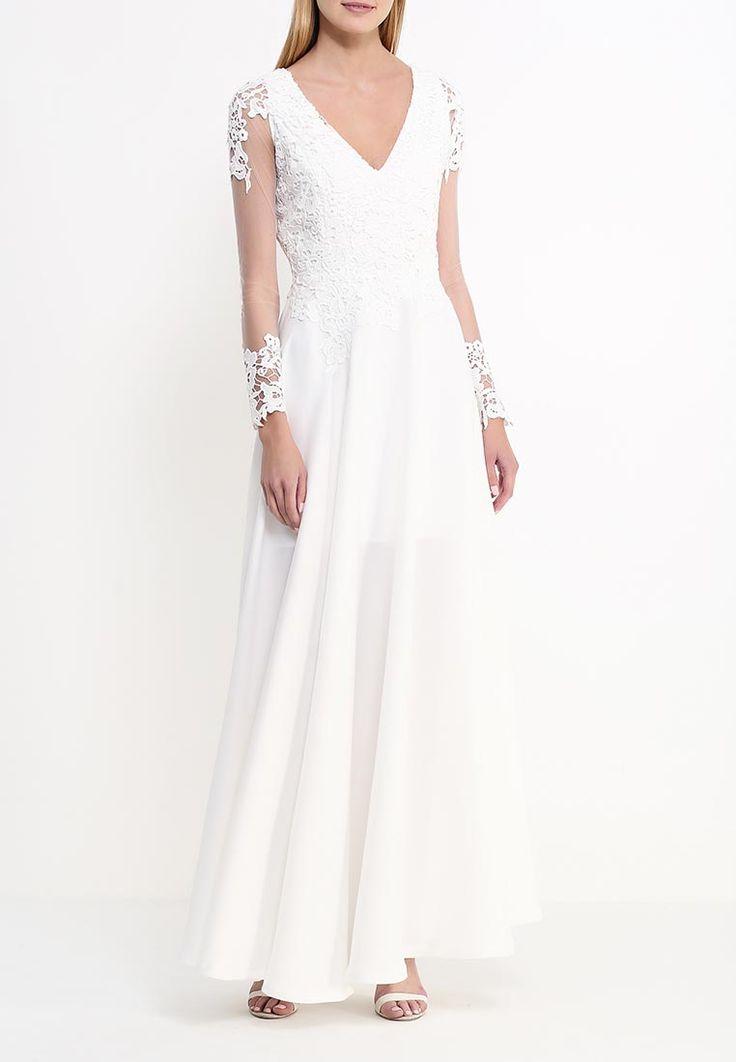 Платье-макси Love Republic выполнено из гладкого плотного и полупрозрачного сетчатого тексстиля. Купить можно по ссылке http://fas.st/Ry0I-