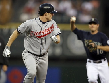 Cleveland Indians avoid arbitration with Lou Marson, Drew Stubbs