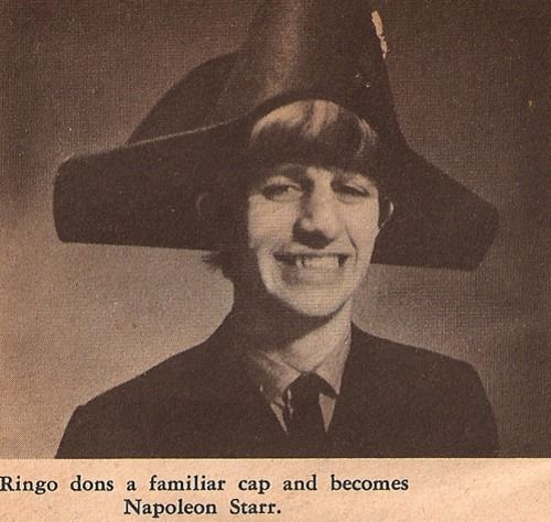 Napoleon Starr :)