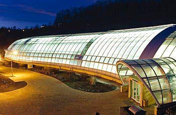Botanical Gardens hl.  m. Prague