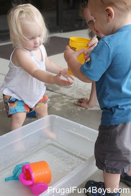 Group play activities for toddlers
