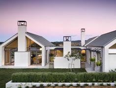 Sumich Chaplin. Love this modern barn / farmhouse!
