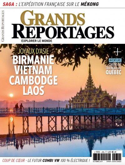 Grands Reportages #439 : Joyaux d'Asie