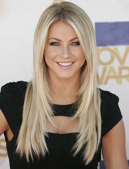Hairstyles For Layered Hair Adorable 116 Best Long Layered Haircut Triangle Layers Images On Pinterest