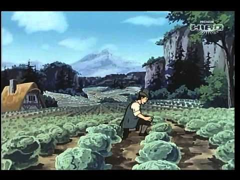 Le fiabe son fantasia - Il cavolo magico 2/2 - YouTube