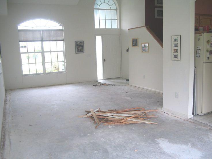 44 best images about flooring ideas on pinterest paint - Painting interior concrete walls ...