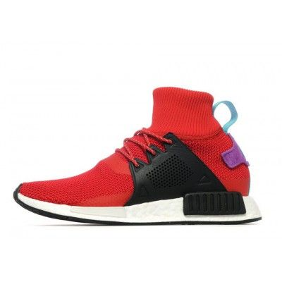 afe34d925 Adidas NMD Xr1 Winter Red Black Trainers Available