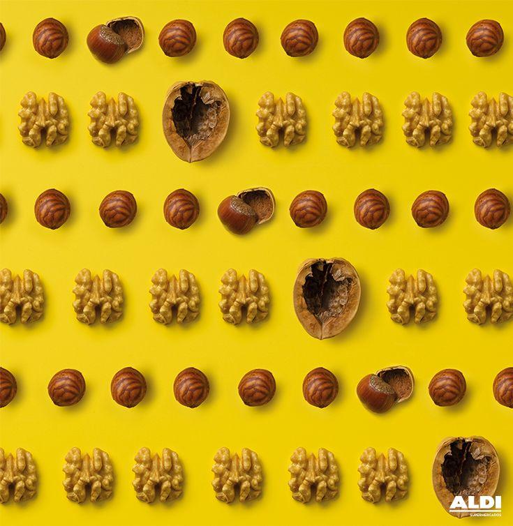 Frutos secos, frutos ricos #nuts #hazelnut #nueces #avellanas