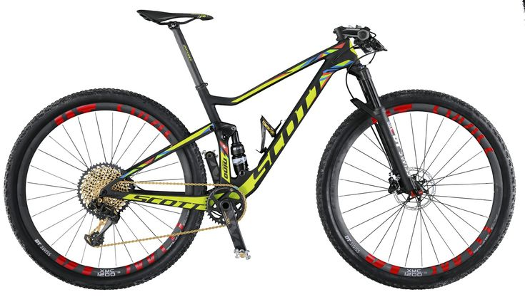 My Next bike i want `~` 2017 Scott Spark RC Nino Schurter Special Edition Rio Olympics 29er 900