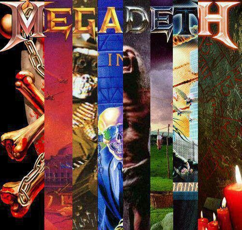 One of the Four founding fathers of THRASH METAL!! in my opinion it goes Megadeth Slayer Anthrax Metallica