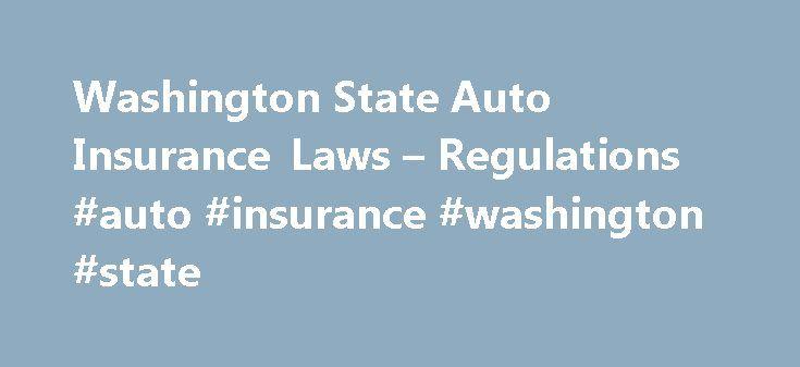 Car insurance quotes washington state