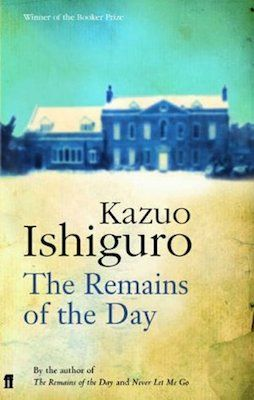 The Remains of the Day by Kazuo Ishiguro (review on http://erinreads.com) (2014)