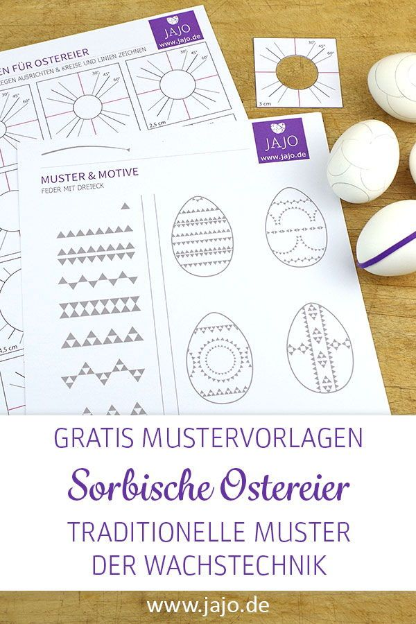 Pin Auf Sorbische Ostereier Muster Ideen