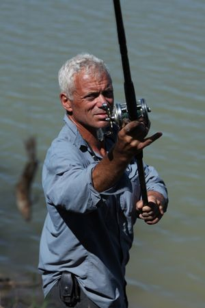 484 best images about fishing on pinterest carp fishing for Jeremy wade fishing rod
