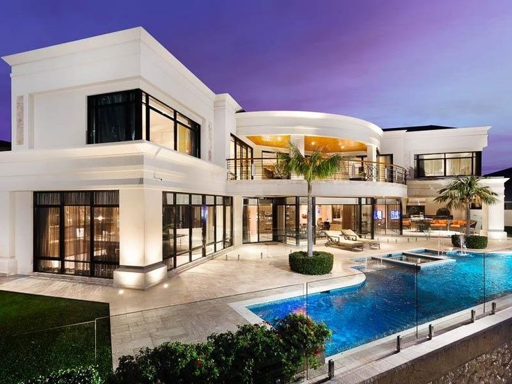 This Mega Mansion Has Been Left on the Real Estate Shelf. This Australian home was set for $70 million.