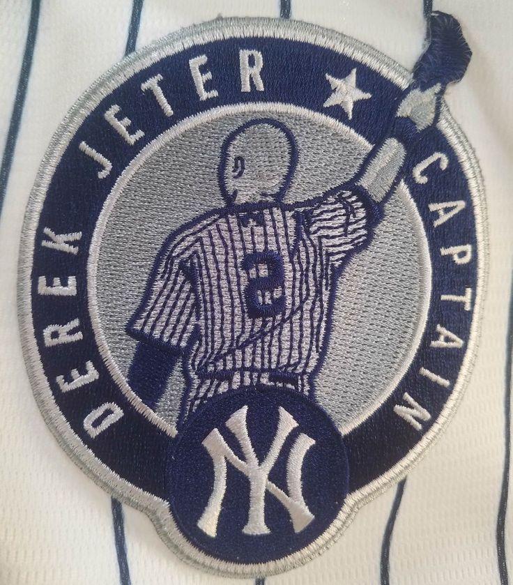 """Captain"" Derek Jeter #2  《Retiring #2 Jersey》⚾"