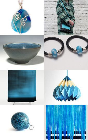 December Blue by Christine Tarski on Etsy--Pinned with TreasuryPin.com