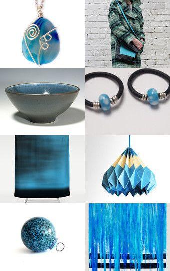 December Blue by Christine Tarski on Etsy--Pinned with TreasuryPin.com