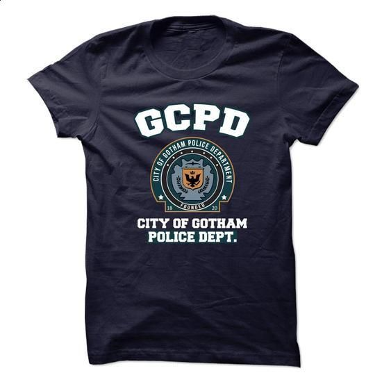 City of Gotham Police Department - #custom sweatshirts #linen shirts. GET YOURS => https://www.sunfrog.com/Movies/City-of-Gotham-Police-Department.html?60505