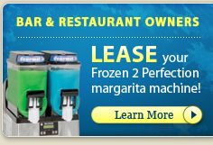 margarita machine rental houston