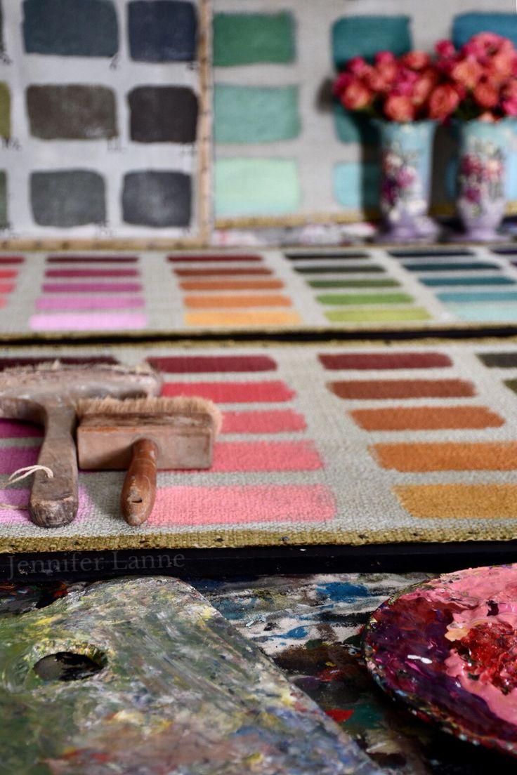 Jenniferlanne fed Lanne paint charts