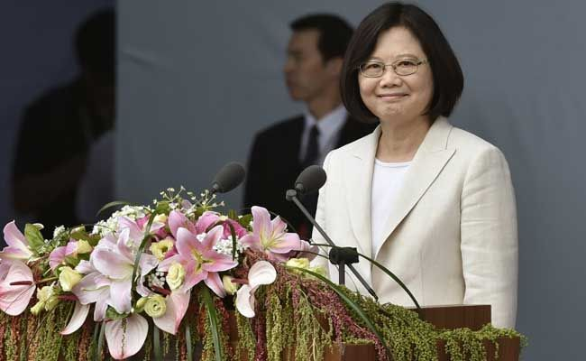 Taiwan's President Tsai Ing-wen To Transit in US In A Move Bound To Anger China