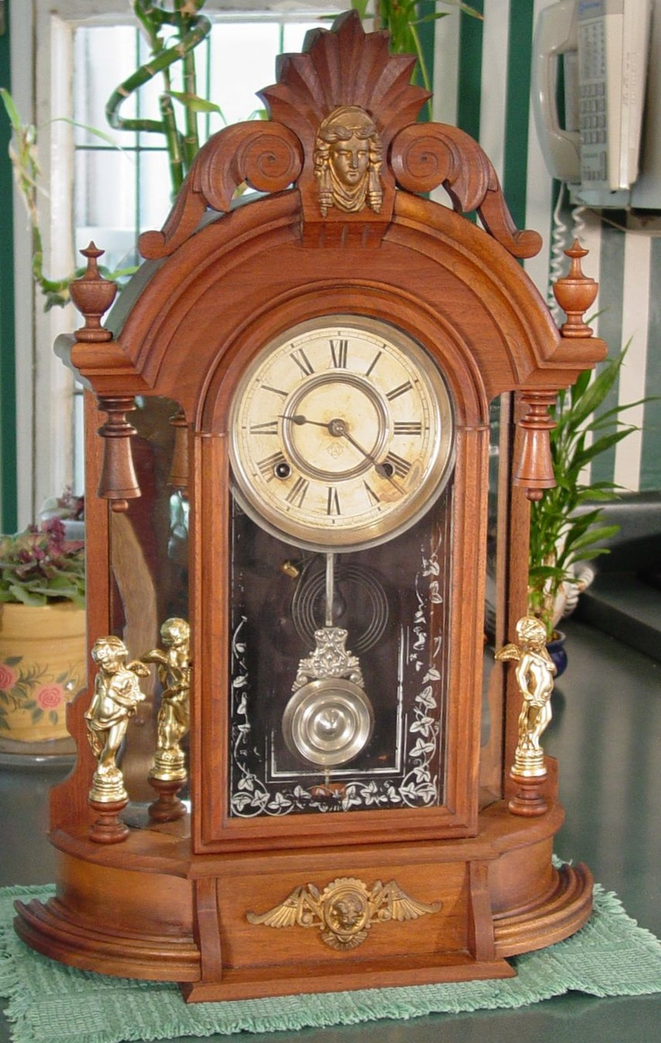173 best antique clocks images on pinterest antique clocks grandfather clocks antique clocks tic tac clocks history vintage watches antique watches amipublicfo Images