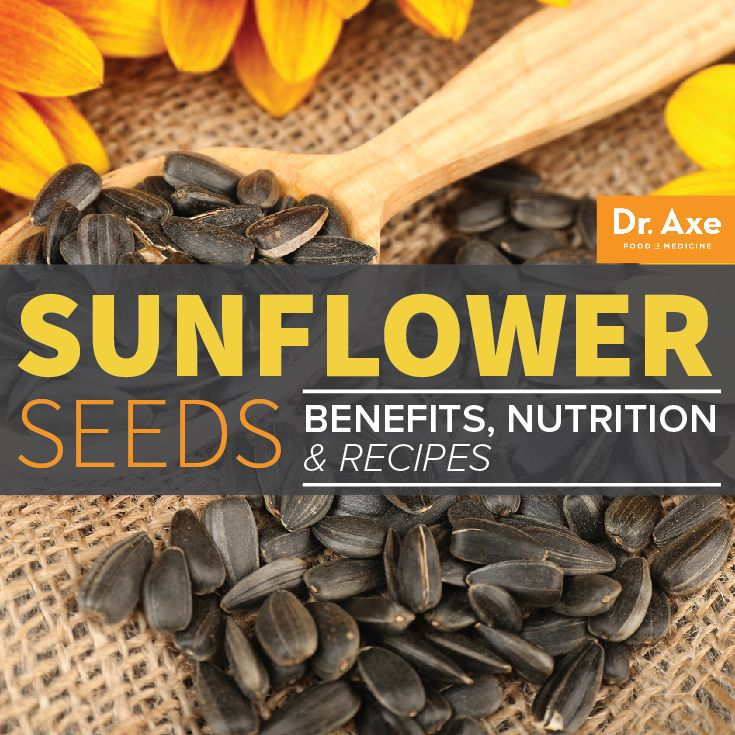 Sunflower Seeds: Benefits, Nutrition & Recipes