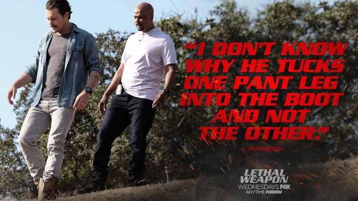 Lethal Weapon (@LethalWeaponFOX) | Twitter