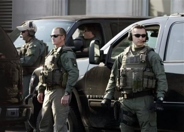FBI SWAT Team (USA).