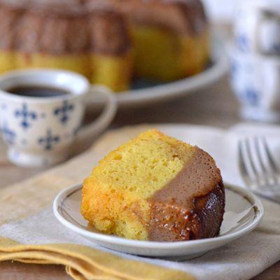 Reverse Flan Impossible (Flan Cake)   Nestlé Recipes   ElMejorNido.com