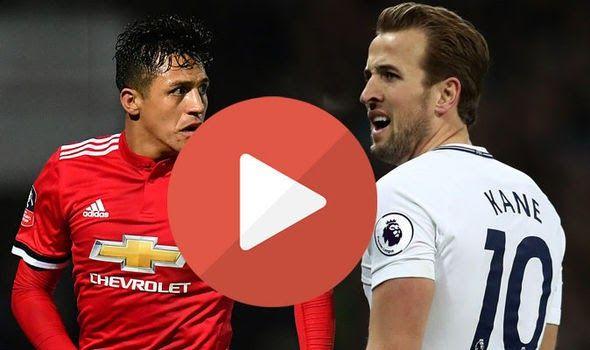 Spurs Vs Manchester United Live Stream How To Watch Manchester United Vs Tottenham Hotspur 2017 Live Stream Man Utd V Spurs Live Online Premier League Footb