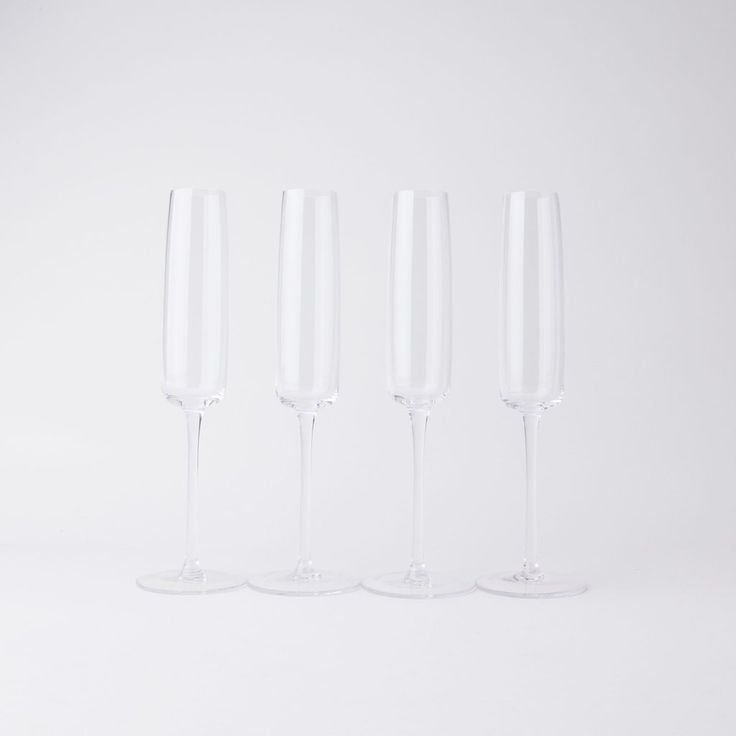 {{description}} Cheers to celebrating everyday moments with our Brant champagne glasses. Sleek and slightly angular, the unique tulip shape nods to Dutch design