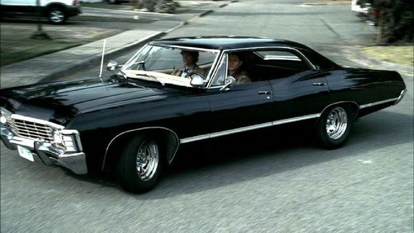 Impala '67. Been my favourite since forever, what I wouldn't give for one of these