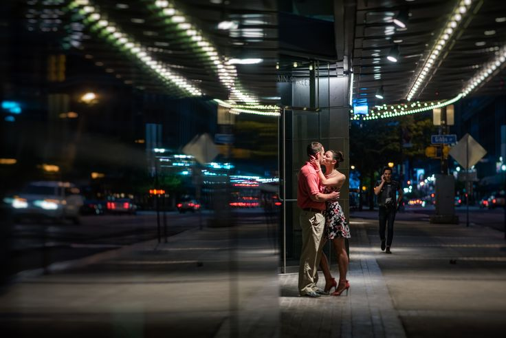 Ashley and Evan - Engagement Session - Rochester, NY Eastman School of Music