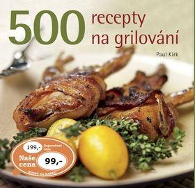 SLOVART 500 recepty na grilování cena od 99 Kč srovnání cen, recenze, slevy na Naakup.cz