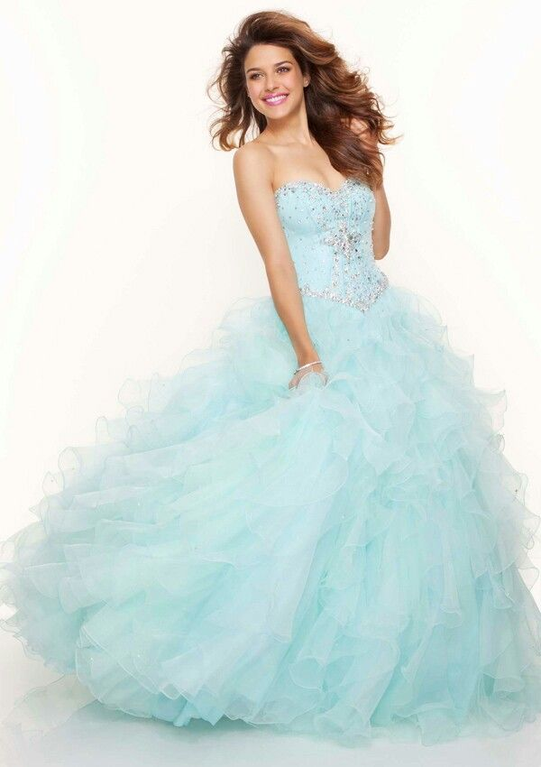 54 best images about Prom dresses:) on Pinterest | Pink ball gowns ...