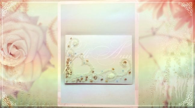 Альбом свадебных пожеланий Gilliann Ocean Pearl AST062 http://www.wedstyle.su/katalog/anniversaries/wedding-guest-book/kniga-svadebnyh-pozhelanij-gilliann-seadiamond-6124
