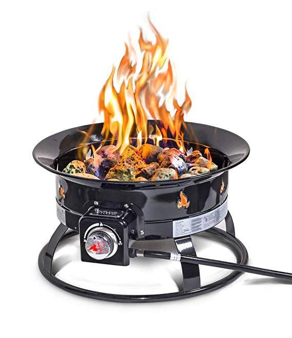 125 Outland Firebowl 893 Deluxe Outdoor Portable Propane Gas Fire