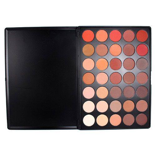 Morphe 35OM 35 Color Matte Nature Glow Eyeshadow Palette