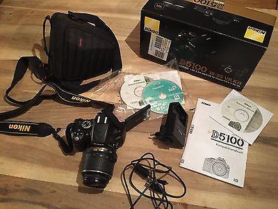 Nikon D 5100 Digitalkamera 18-55 VR Kitsparen25.com , sparen25.de , sparen25.info