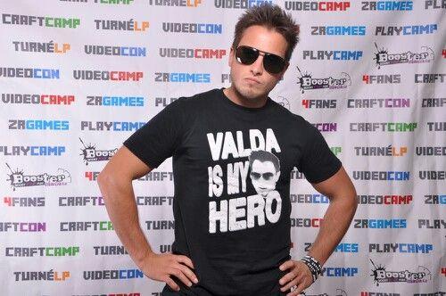 Johnny Valda.